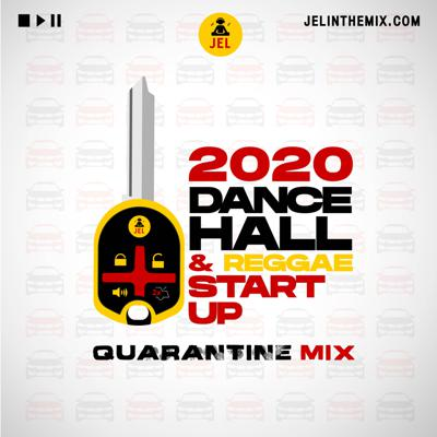 Cover art for 2020 DANCEHALL AND REGGAE START UP (RAW) | Mixed by DJ JEL