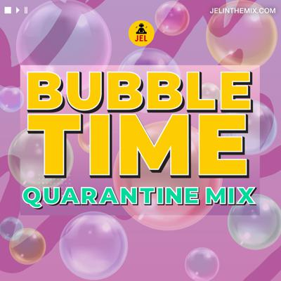 Cover art for 2010s BUBBLE TIME DANCEHALL MIX