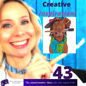 Cover art for Animal Communication For Creative Inspiration | Ep 43