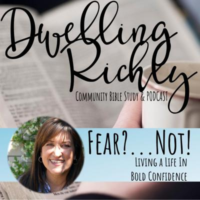 Cover art for Fear? Not! - Living a Life in Bold Confidence