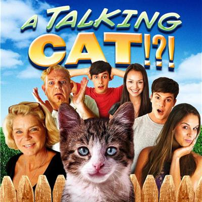 Cover art for Small-Screen Shamefuls: A Talking Cat!?! (w/ Everything I Learned From Movies)