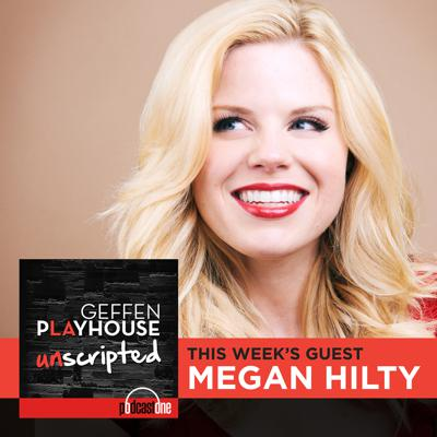 Cover art for Preview of Megan Hilty interview on Geffen Playhouse UNSCRIPTED