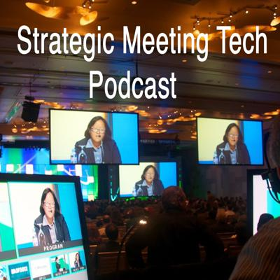 Strategic Meeting Tech & Better Meetings Podcasts