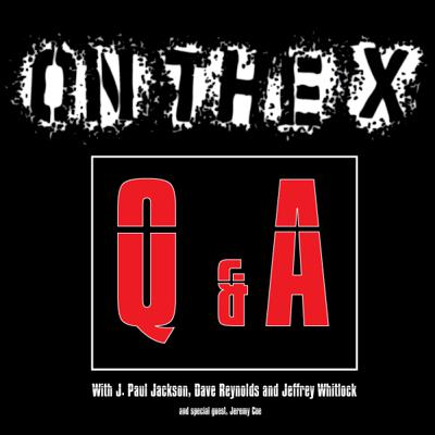 Cover art for If You Were A Duck? Get To Know Our Hosts! Epic Q&A Right Here On The X