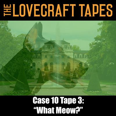 Cover art for Case 10 Tape 3: What Meow?