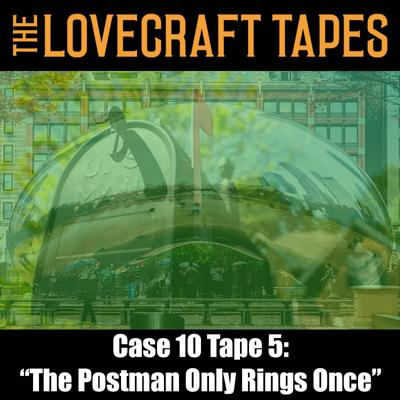 Cover art for Case 10 Tape 5: The Postman Only Rings Once