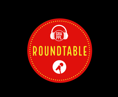 Cover art for GRAPPL Roundtable: NJPW Fandom (w/. Sarah Flannery, Stephanie Chase and Lison)