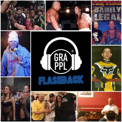 Cover art for GRAPPL 90's Flashback: ECW Barely Legal 1997 (featuring Martin Bushby)