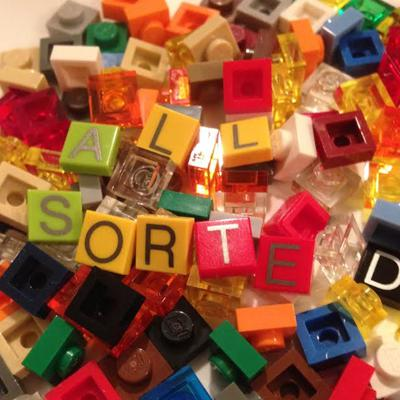 All Sorted: A podcast about LEGO