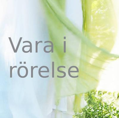Cover art for 15 Vara i rörelse - introduktion