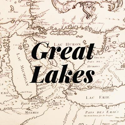 Cover art for Episode 16: The Great Lakes