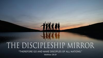 Cover art for Dave Sawkins - The Discipleship Mirror