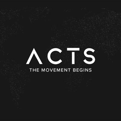 Cover art for Acts - Encountering God
