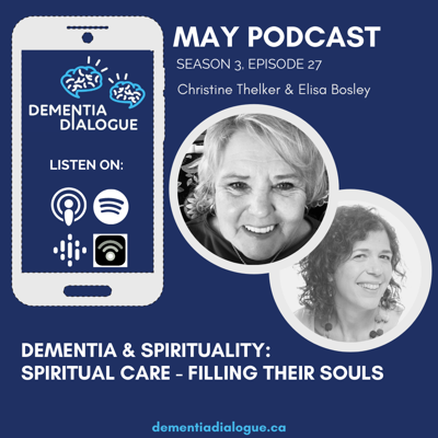 Cover art for Spiritual Care: Filling their Souls- #2  in our Spirituality Series, Season 3, Episode 27