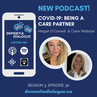Cover art for COVID-19:Being a Caregiver, Season 3- Episode 30