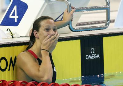 Cover art for Off The Blocks with Penny Oleksiak Ep 3