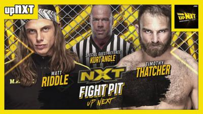 """Cover art for upNXT 5/27/2020: """"Fight Pit!"""""""