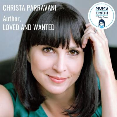 Cover art for Christa Parravani, LOVED AND WANTED