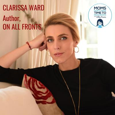 Cover art for Clarissa Ward, ON ALL FRONTS