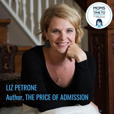 Cover art for Liz Petrone, THE PRICE OF ADMISSION