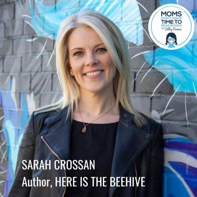 Cover art for Sarah Crossan, HERE IS THE BEEHIVE