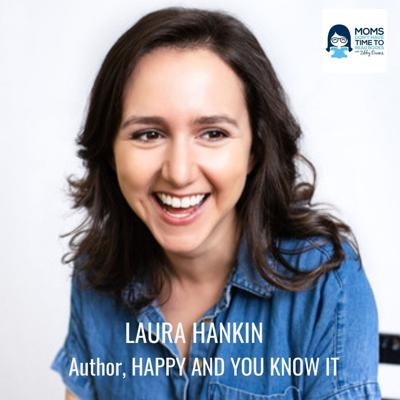 Cover art for Laura Hankin, HAPPY AND YOU KNOW IT