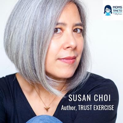 Cover art for Susan Choi, TRUST EXERCISE