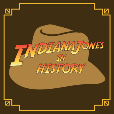Cover art for Interview on Archaeology Podcast Network