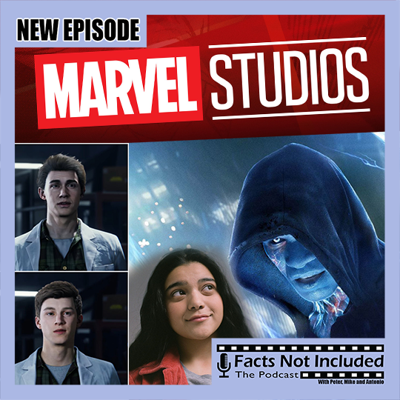 Cover art for MARVEL's future plans |Facts Not Included Tangent Friday