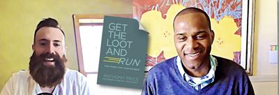 Cover art for Get the Loot and Run with Anthony Price