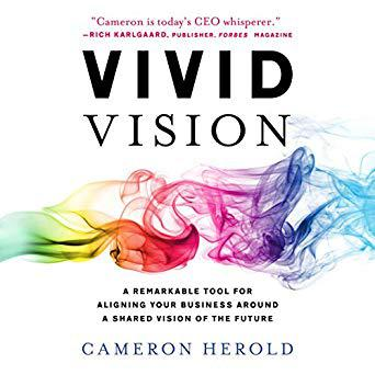 Cover art for Vivid Vision with Cameron Herold
