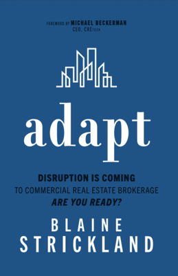 Cover art for Adapt with Blaine Strickland