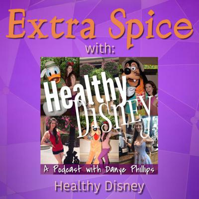 Cover art for Extra Spice with Healthy Disney