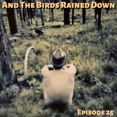 Cover art for Episode 25 - And The Birds Rained Down