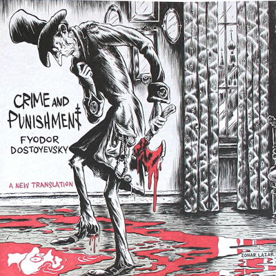 Cover art for Episode 27 - Crime and Punishment