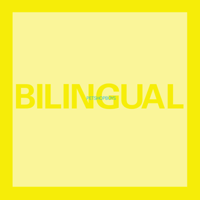 Cover art for 045 (feat. Dave Weigel): Pet Shop Boys -  Bilingual (1996)