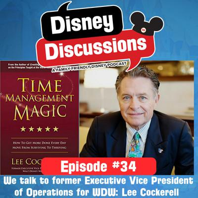 Disney Discussions Podcast