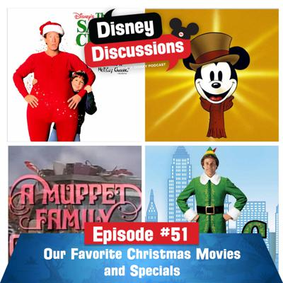Cover art for Our Favorite Christmas Movies and Specials - Episode 51