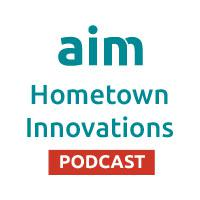 Cover art for Aim Hometown Innovations Podcast - Aim Member Engagement with Brian Gould