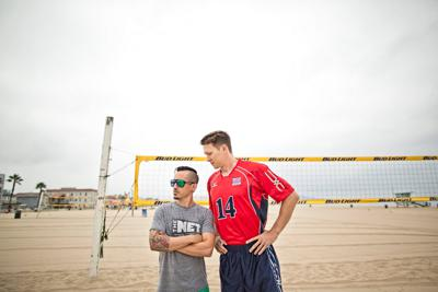 SANDCAST: Beach Volleyball with Tri Bourne and Travis Mewhirter
