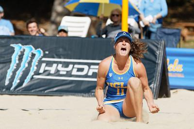 Savvy Simo, UCLA's favorite 'pain in the butt,' returning for one more year