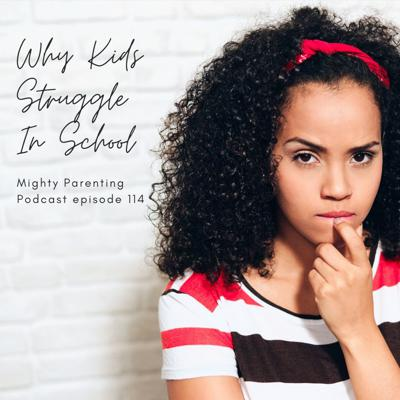 Cover art for Why Kids Struggle In School | Rachael Gallows | Episode 114