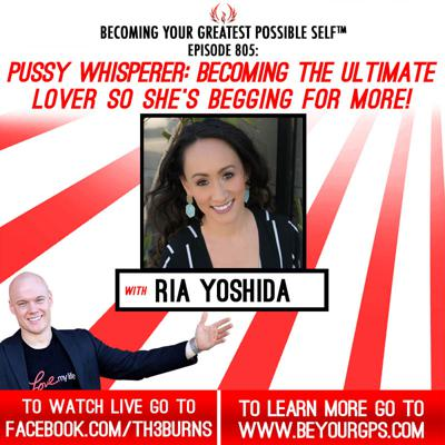 Cover art for Healing Hour: Becoming The Ultimate Lover So She's Begging For More! With Ria Yoshida
