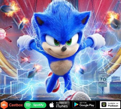 Cover art for Sonic Movie Review / Discussion (Spoilers)