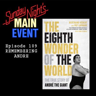 Cover art for SNME 109 - Remembering ANDRE