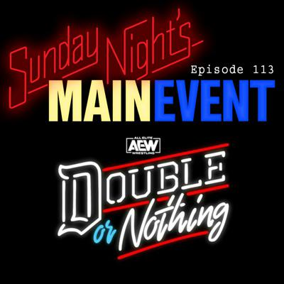 Cover art for SNME 113: Double of Nothing 2