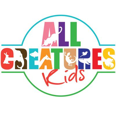 Cover art for All Creatures Kids Episode 8: Sea Turtles and Cheetahs