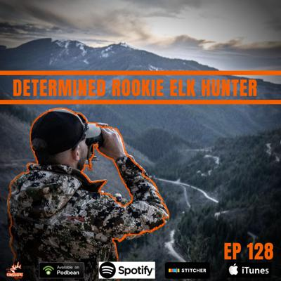 Cover art for Determined Rookie Elk Hunter Success