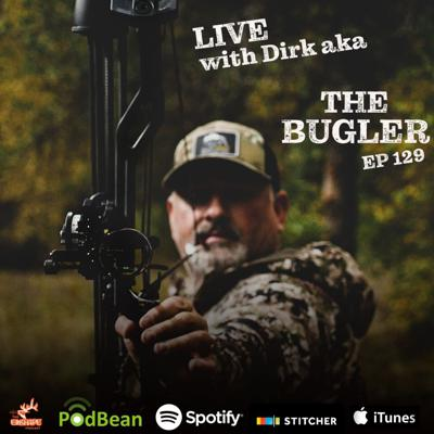 Cover art for LIVE Q & A with Dirk aka THE BUGLER