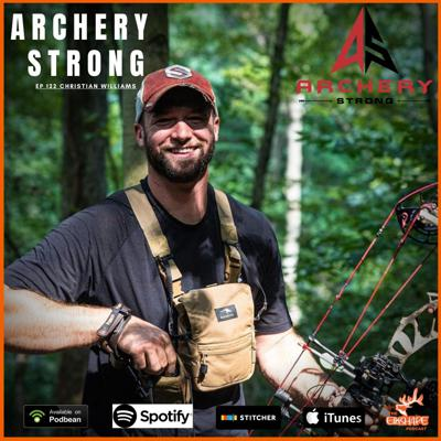 Cover art for Archery Strong with Christian Williams